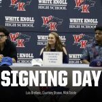 White Knoll College Signing Day