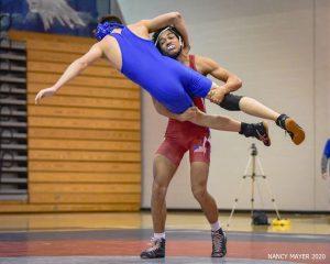 Photos – Varsity Wrestling vs Midland Valley 1/22/20