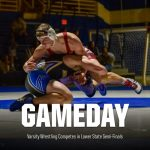 Wrestling Competes in Lower State Semi-Finals Tonight At Wando