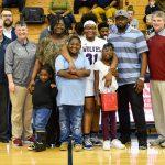 Photos - Varsity Basketball Seniors