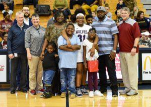 Photos – Varsity Basketball Seniors