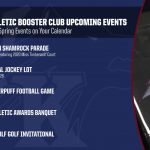 WK Athletic Booster Club Upcoming Spring Events