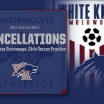 White Knoll Athletic Cancellations for Today 2/13