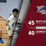 White Knoll Boys Basketball beats Lexington in Play-In Game