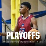 WK Boys Basketball Play in 1st Round Playoffs Wednesday at Fort Dorchester