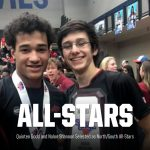 2 WK Wrestlers Selected as North/South All-Stars