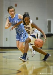 JV Girls Basketball vs Chapin 2/3/20
