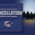 WK Softball @ North Augusta Cancelled and Rescheduled HOME on Friday at 6:00pm