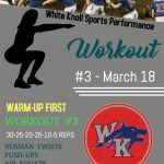 Workout #3 – Let's go!!!