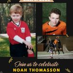 Senior – Noah Thomasson