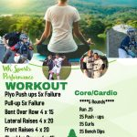 April 1 – Workout
