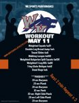 Workout – May 11