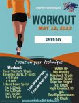 Workout – May 12