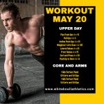 Workout – May 20