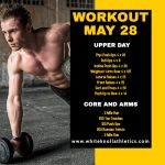 Workout – May 28