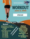 Workout – June 2