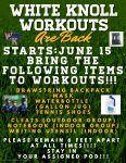 WK Workouts are Back! See You Soon!