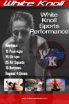 White Knoll Resumes At-Home Workouts