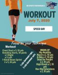 Workout – July 7