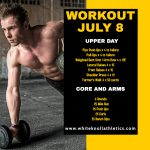 Workout July 8