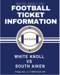 WK Football Ticket Information