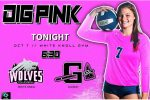 Dig Pink TONIGHT! WK vs Gilbert