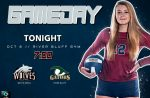 WK Volleyball travels to River Bluff