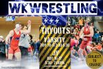 Updated Wrestling Tryout Info