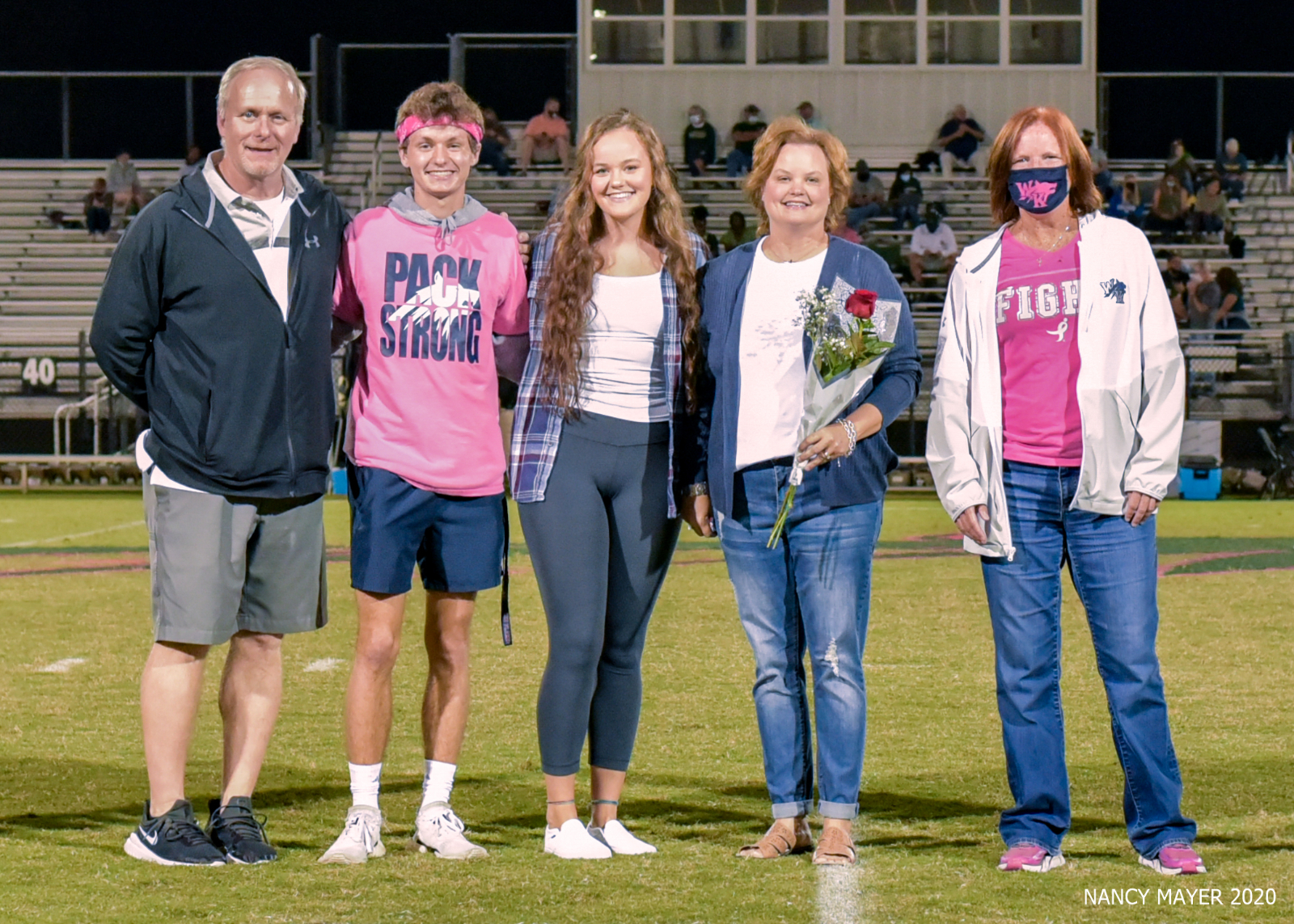 Photos – Cross Country Senior Night 10/23/2020