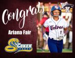 Ariana Fair Signs With Coker University