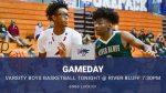WK Varsity Boys Basketball @ River Bluff Tonight