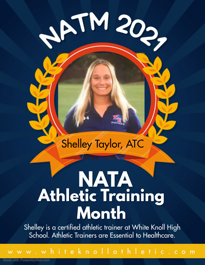 Athletic Training Month – Featuring Shelley Taylor