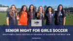Gameday: Girls Soccer takes on Swansea – Senior Night