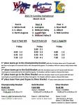 2021 JV Carolina Softball Tournament