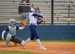 Varsity Softball beats Mid-Carolina 14 – 8