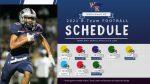 2021 White Knoll B-Team Football Schedule