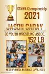 Jason Garay Wins SCYWA Championship at 152.