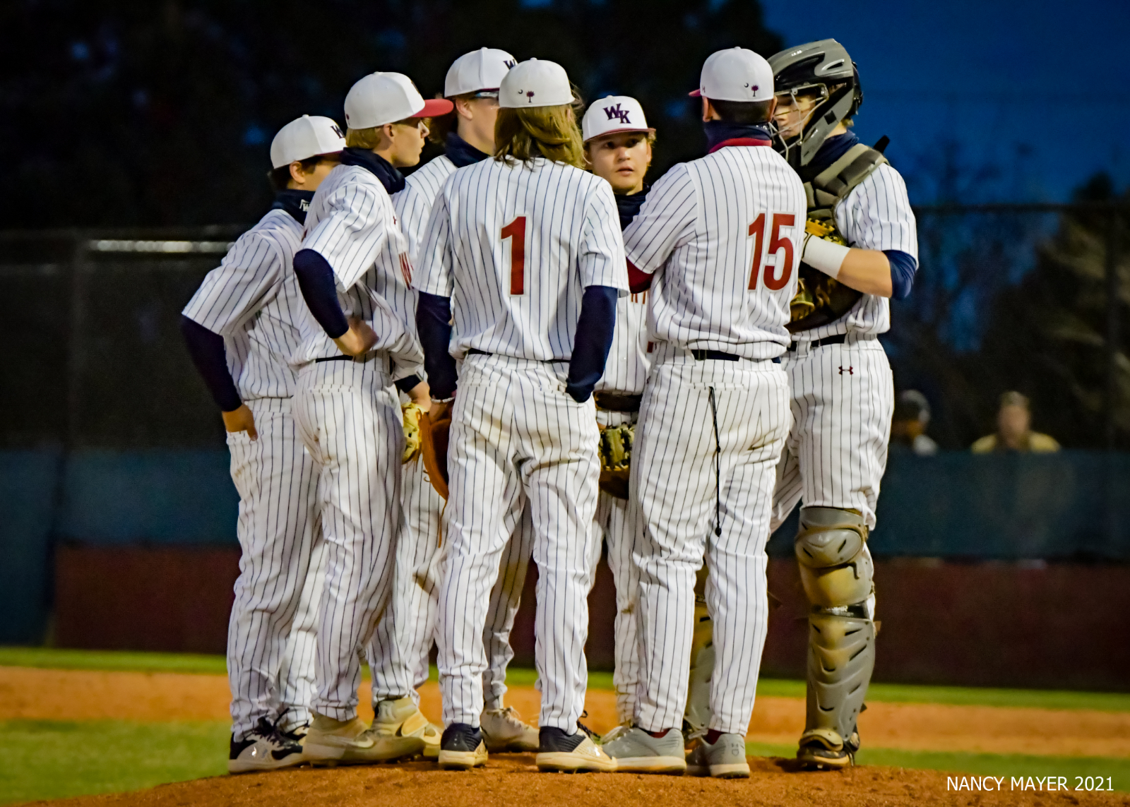 Photos – Varsity Baseball vs Dutch Fork 3/17/2021