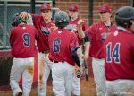 JV baseball photos vs Dutch Fork