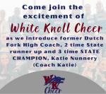 WK Cheer Meeting