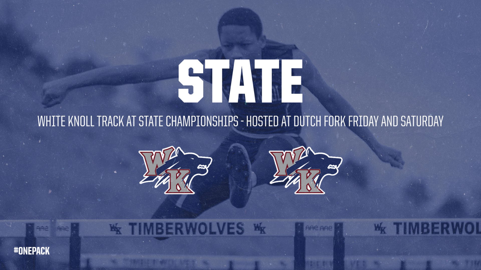 WK Track at State – Friday and Saturday