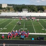 Boys Freshman Football falls to Sioux City North in their season opener 20 – 0.