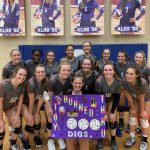 5A #7 Lynx Volleyball defeats 5A #15 Sioux City East in straight sets
