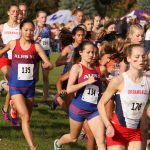 2019 Girls Cross Country Regional at Iowa Western