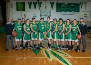 Basketball: Boys