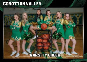 Varsity Cheerleaders