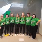 Lady Rocket bowlers take down the New Philadelphia Quakers