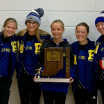 Girls CC Takes Sectional Title!