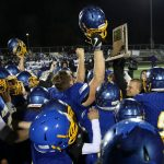 Football:  SECTIONAL CHAMPS!