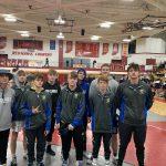 Wrestling Advances 5 to Semi-State